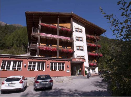 Apartments in Feichten im Kaunertal 35495 Feichten/Kaunertal