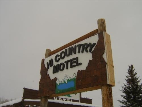 . High Country Motel