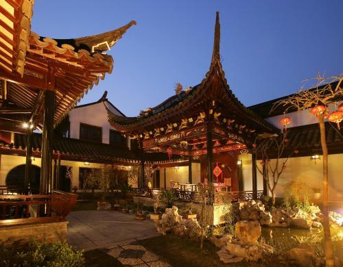 Suzhou Dongshan Huilaotang Hotel photo 6