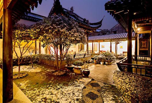 Suzhou Dongshan Huilaotang Hotel impression