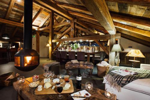 Chalet Debussy - Our elegant farmhouse - Montriond
