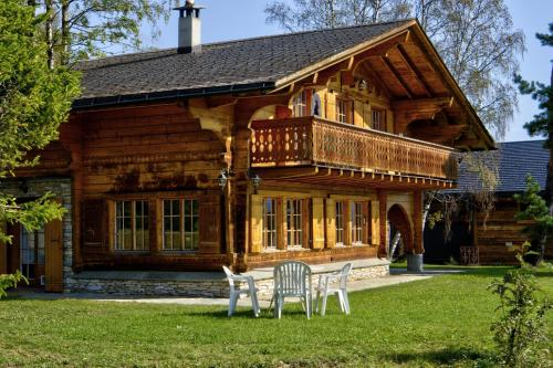 chalet traditionnel grand confort - Hotel - Arbaz