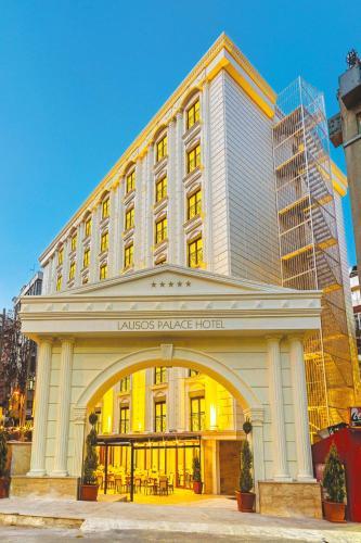 Hotel Lausos Palace Hotel Şişli