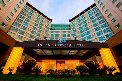 . Ocean Suites Jeju Hotel