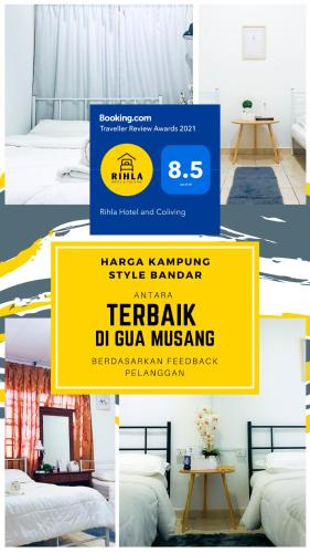 Rihla Hotel and Coliving
