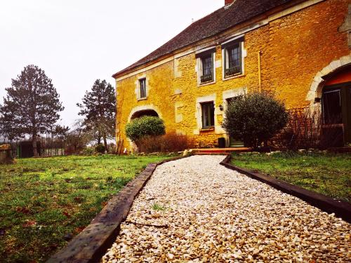 Alfred et George - Le Gîte - Location saisonnière - Sainpuits