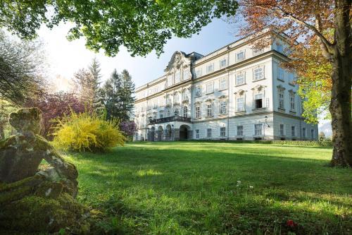 Kasteel-overnachting met je hond in Hotel Schloss Leopoldskron - Salzburg