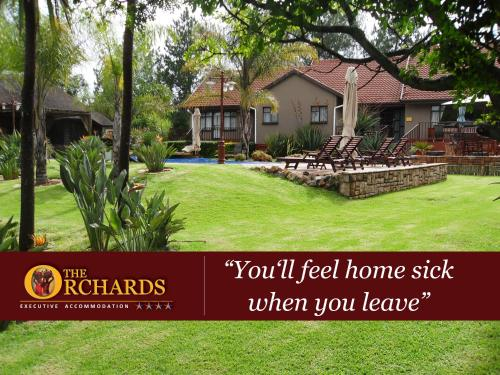 The Orchards Executive Accommodation (B&B)