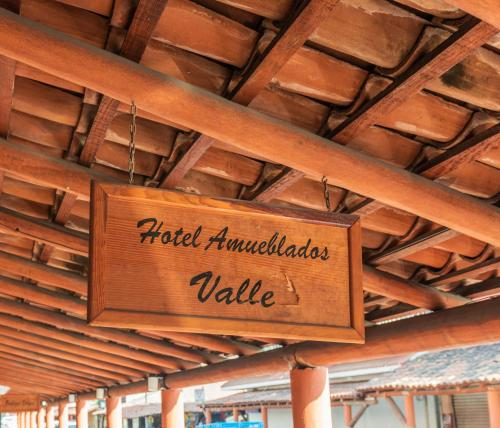 . Hotel Amueblados Valle