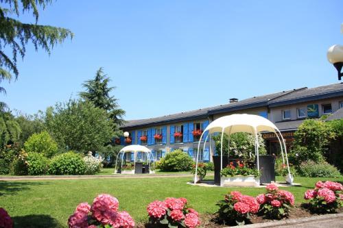 La Berteliere, The Originals Relais (Qualys-Hotel) - Hôtel - Saint-Martin-du-Vivier