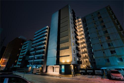 . Randor Residential Hotel Sapporo Suites