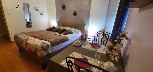 Chambre d'Hotes Le Saut de La Truite - Accommodation - Orbey