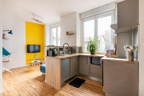 Le classe et cosy - Accommodation - Saint-Étienne