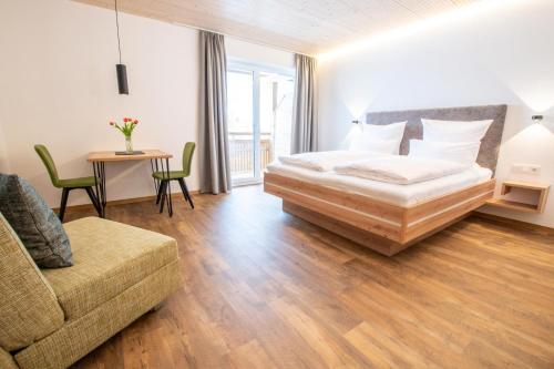Alpengasthof Hörnlepass - Hotel - Kleinwalsertal