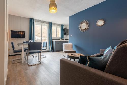 Un appartement coquet au pied des pistes - Apartment - Val Louron
