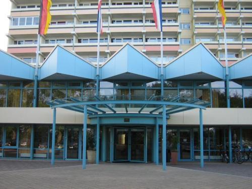 . Ferienappartement K1207 für 2-4 Personen mit Ostseeblick