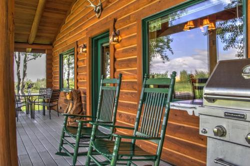 Dog Friendly Two Willow Cabin with Hot Tub by AAA Red Lodge Rentals - Red Lodge Mountain