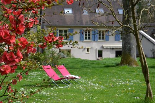 Chambres D'hotes Villa De Vienne En Arthies