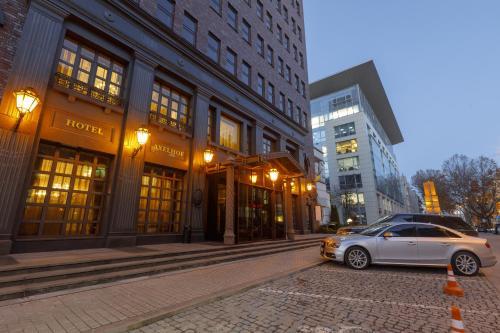 . Axelhof Boutique Hotel