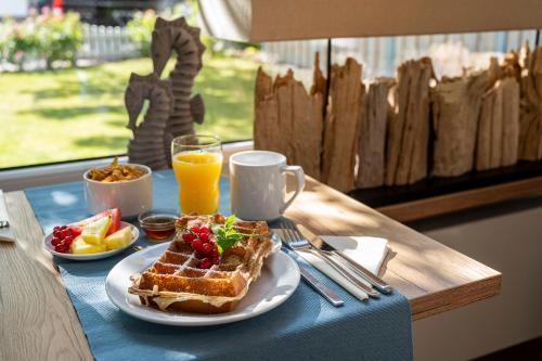 . Das Frühstückshotel Büsum