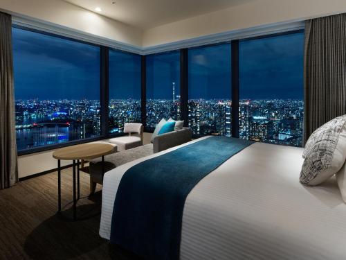 Mitsui Garden Hotel Toyosu BAYSIDE CROSS Tokyo