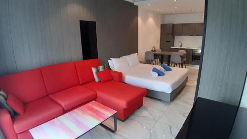 . Hub apartment
