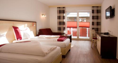 Фото отеля Hotel Garni Bergheim