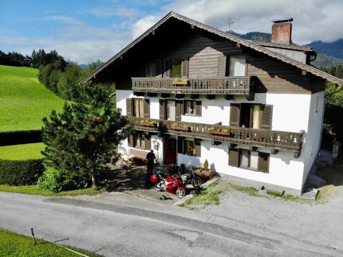 Sonneck-Frühstückspension - Accommodation - Pfarrwerfen
