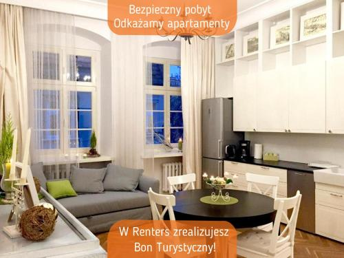 . Exclusive Old Town Apartment by Renters