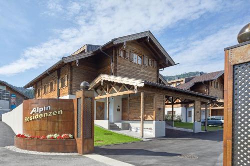 Alpin Residenzen Panoramabahn by Alpina-Holiday - Apartment - Hollersbach im Pinzgau