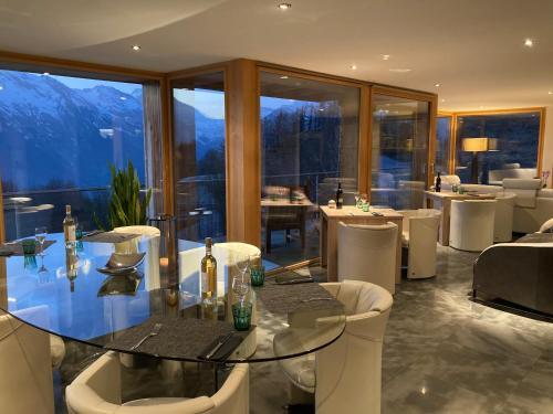 Chalet Grand Loup - Accommodation - Nendaz