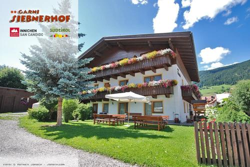 Apartments Siebnerhof - San Candido