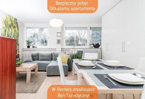 . Apartments Wrocław Popowicka by Renters