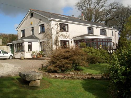 Liskey House, Tregrehan, Cornwall