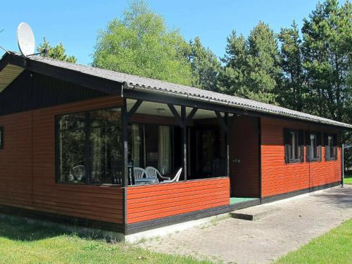 . Three-Bedroom Holiday home in Hals 11