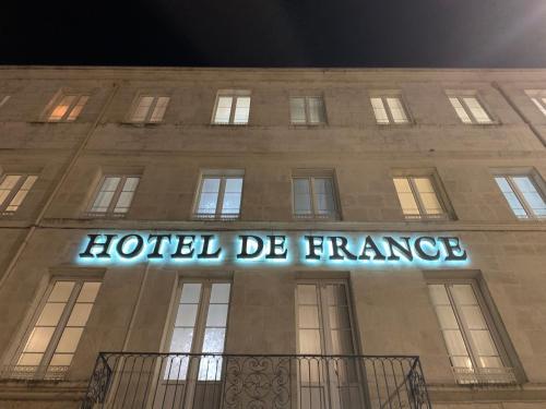 Hotel de France Citotel - Hôtel - Rochefort