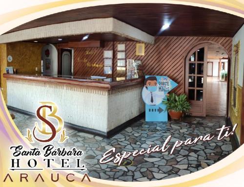 . Santa Barbara Arauca