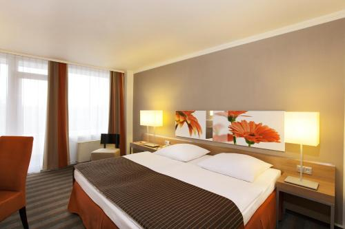 H4 Hotel Frankfurt Messe photo 1