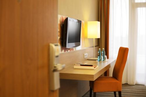 H4 Hotel Frankfurt Messe photo 26