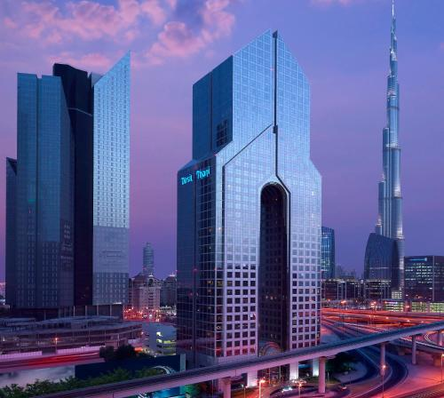 Dusit Thani Dubai, Trade Centre 2
