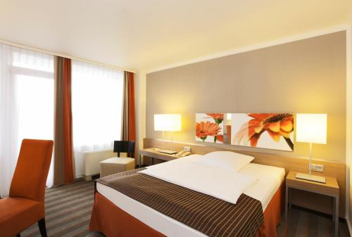 H4 Hotel Frankfurt Messe photo 28