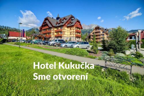 Family Apartments in Mountain Hotel - Tatranská Lomnica