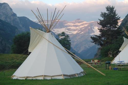 Tipi nature grand confort - Hotel - Gavarnie Gèdre