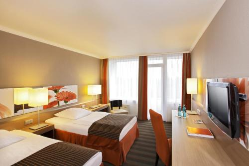 H4 Hotel Frankfurt Messe photo 14
