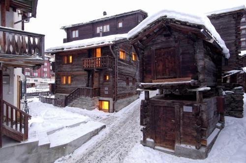 Chalet Ferienwohnung Hinterdorf - Zermatt