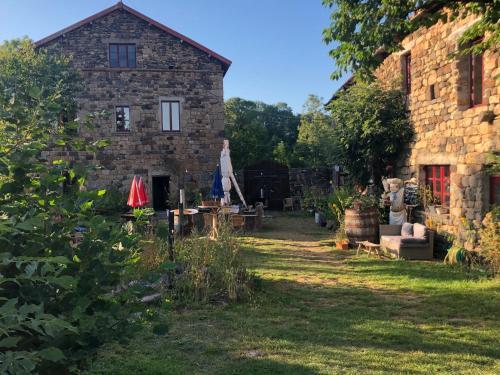 Le Marconnès - Chambre d'hôtes - Saint-Arcons-de-Barges