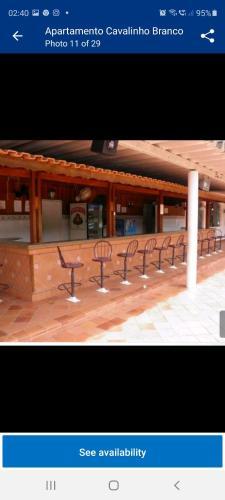 Foto - Flat no Hotel Cavalinho Branco