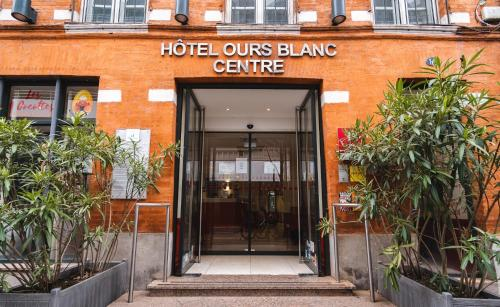 . Hotel Ours Blanc - Centre