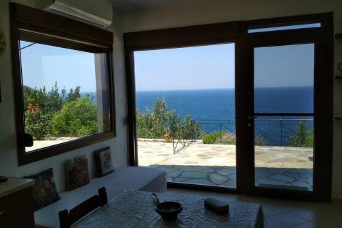 Balcony to the Aegean Sea - Pelion, Lampinou - Accommodation - Pilion