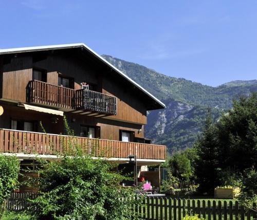 Chalet la Cachette Cyclists& Skiers - Apartment - Le Bourg-d'Oisans